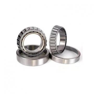 2 mm x 6 mm x 3 mm  2 mm x 6 mm x 3 mm  ISO FL619/2 ZZ deep groove ball bearings