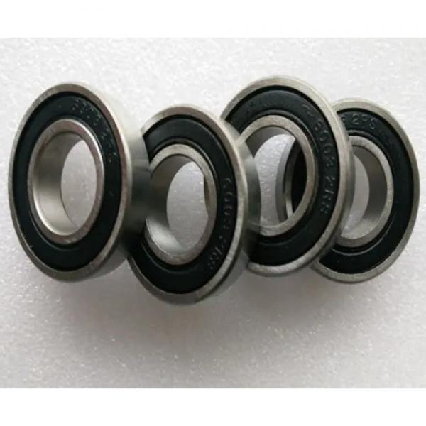 6 mm x 17 mm x 6 mm  6 mm x 17 mm x 6 mm  ISO F606-2RS deep groove ball bearings #2 image